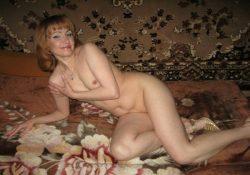 Блондинка Оля из Улан-удэ ищет мужчину для секса